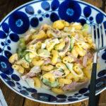 Egg Foo Young, plats à emporter chinois à la maison avec une sauce parfaite 芙蓉 蛋
