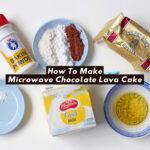 Recette de gâteau de tasse de ragi, gâteau de tasse de ragi au chocolat (sans four)