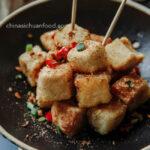 Recette de pain grillé au sucre de canne, recette de pain grillé au sucre croustillant au beurre