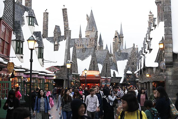 Universal Studios Japon Harry Potter