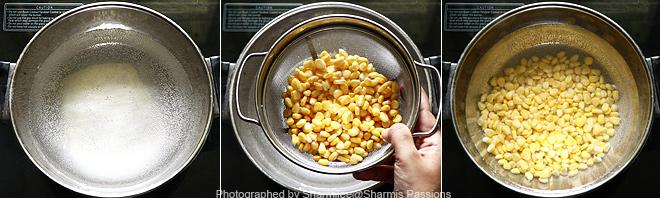 recette de maïs peri peri