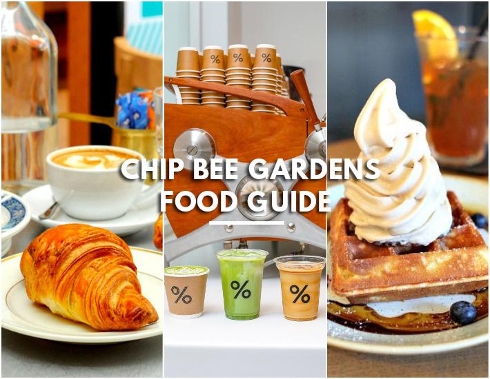 Chip Bee Gardens Nourriture