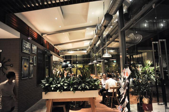 Cafe Melba Singapour