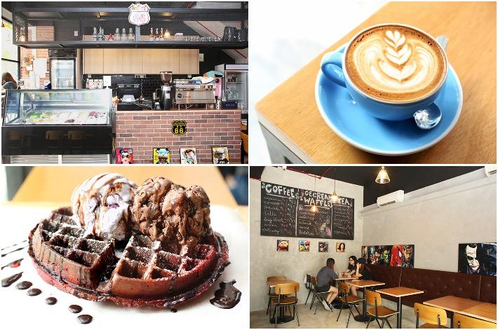 Route Sixty Six Café