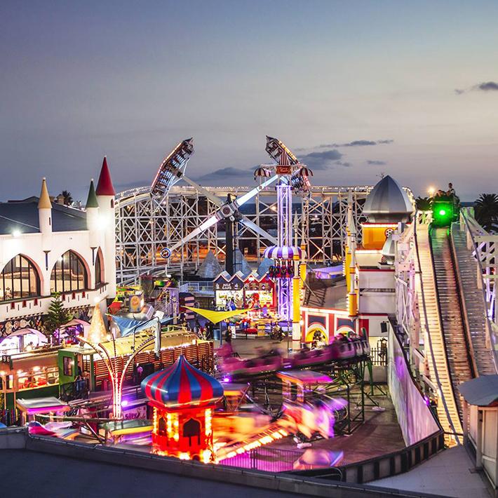 Luna Park Ville de Melbourne