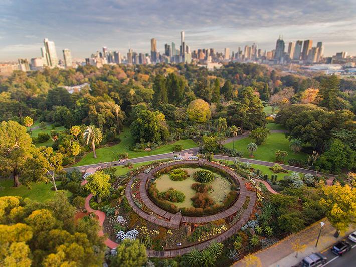 Jardins botaniques royaux de Victoria