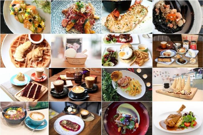 Cafés dans l'est de Singapour