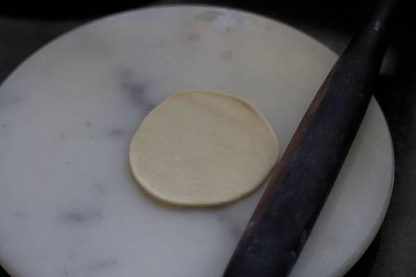 pâte roulée