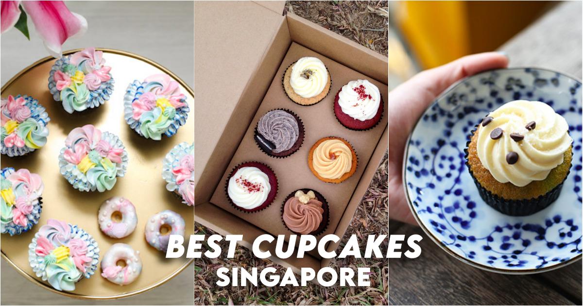 Meilleurs cupcakes de Singapour