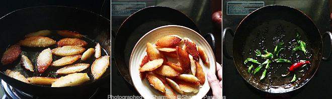 Recette de frites au chettinad masala idli