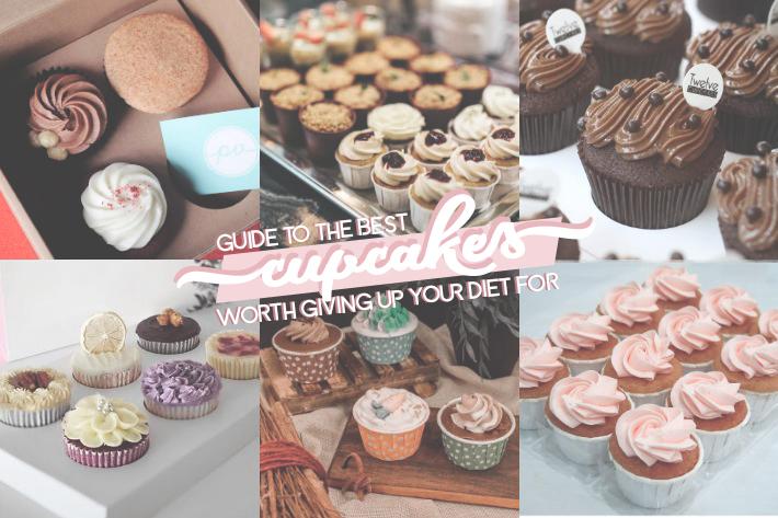 compilation de cupcakes