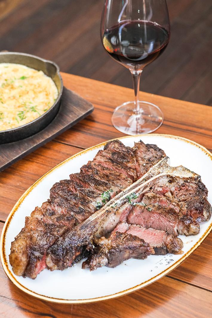 Steak de Porterhouse Bedrock