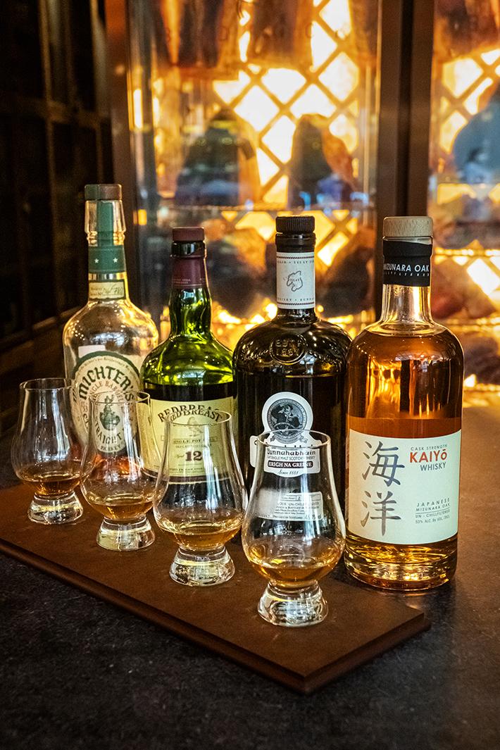 Whisky Bedrock
