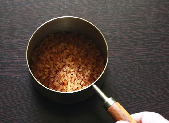 mesure de riz matta