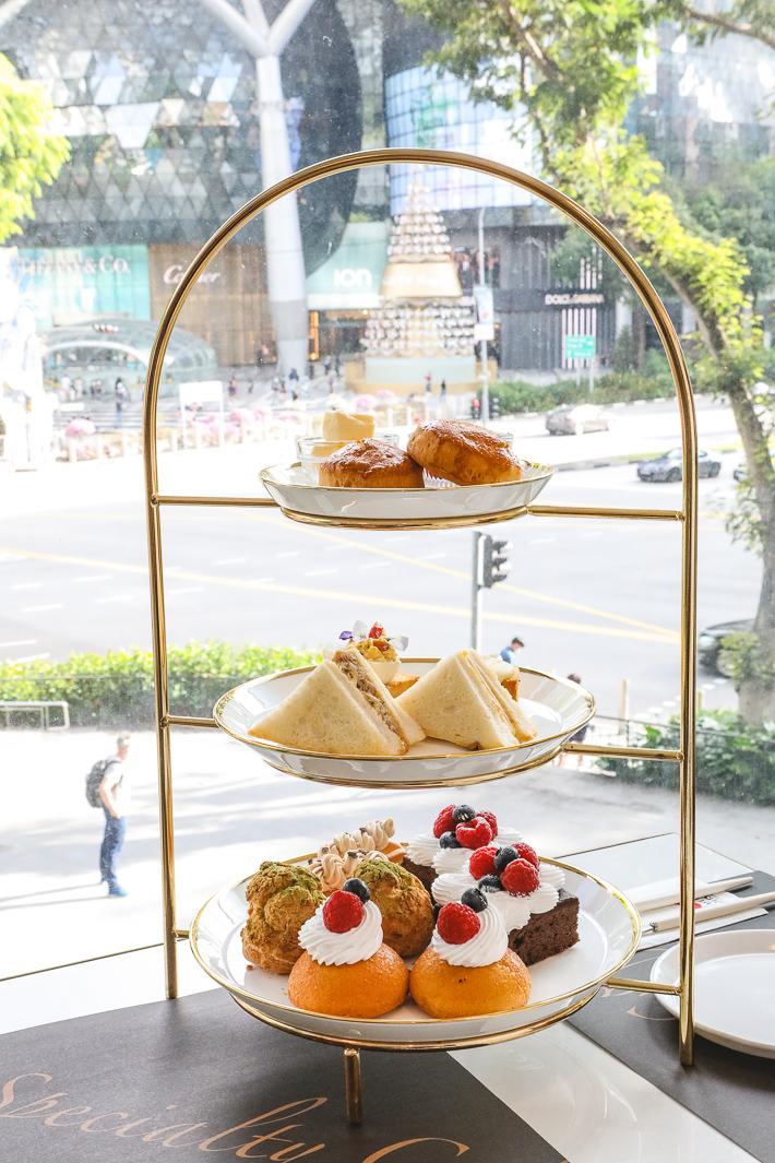 Thé de l'après-midi au Café De Muse