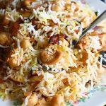 Recette de riz frit | Riz frit aux légumes »Recettes végétariennes de Dassana