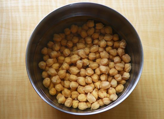 Recette de pois chiches Instant Pot après 8 heures
