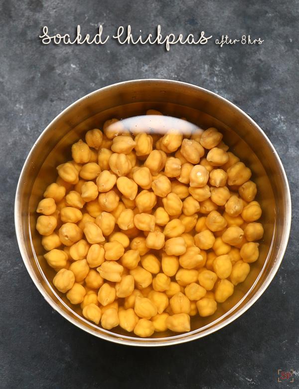 Recette de pois chiches Instant Pot