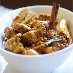 Crevettes au miel et aux noix (saines, croustillantes et faibles en glucides)