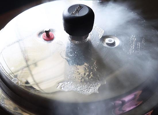 cuire à feu doux