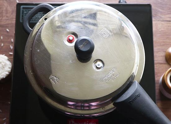 cuire le riz basmati mettre le sifflet