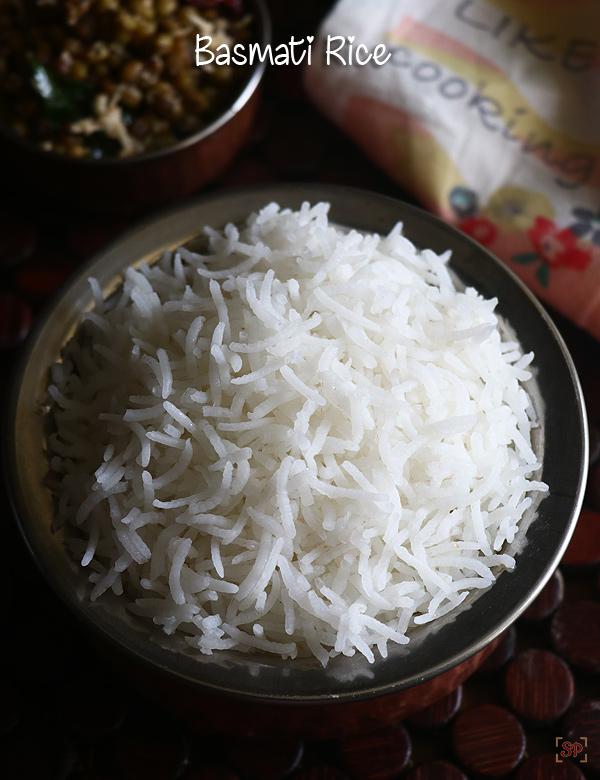 faire cuire du riz basmati
