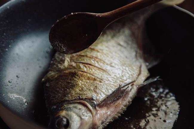 poisson braisé rouge | chinasichuanfood.com