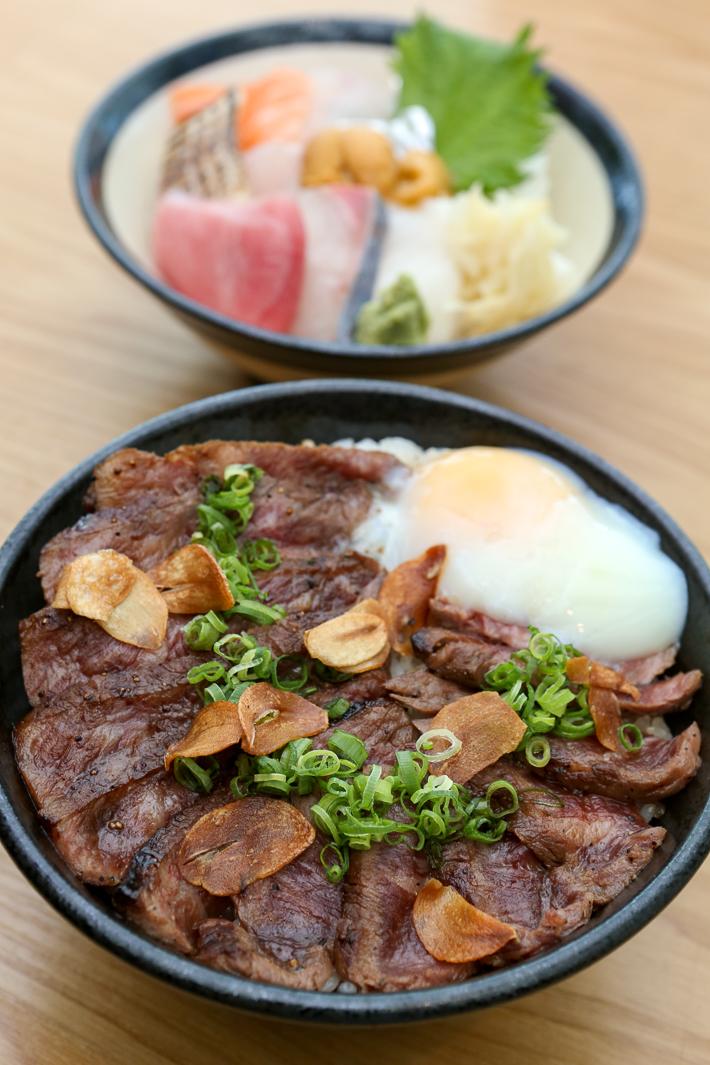 SUSHI JIRO A5 WAGYU BEEF DON
