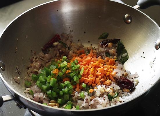 ajouter des légumes