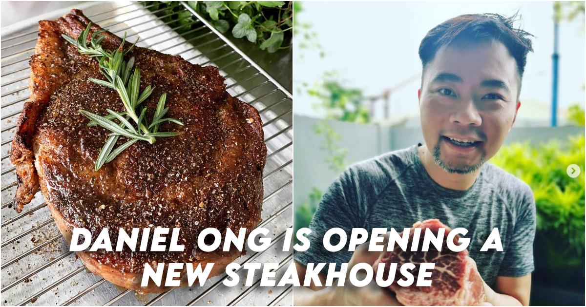 Dan's Steaks par Daniel Ong