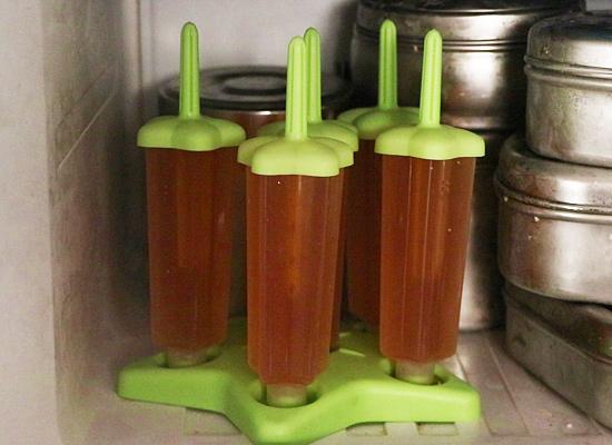 recette de popsicles panakam à conserver au congélateur