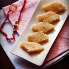 recette de burfi à la noix de coco, recette de barfi à la noix de coco, recette de nariyal barfi