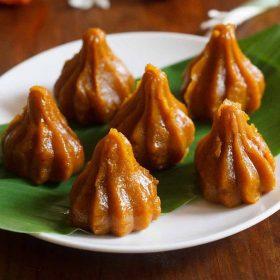 recette de modak à la mangue