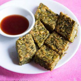 recette de kothimbir vadi