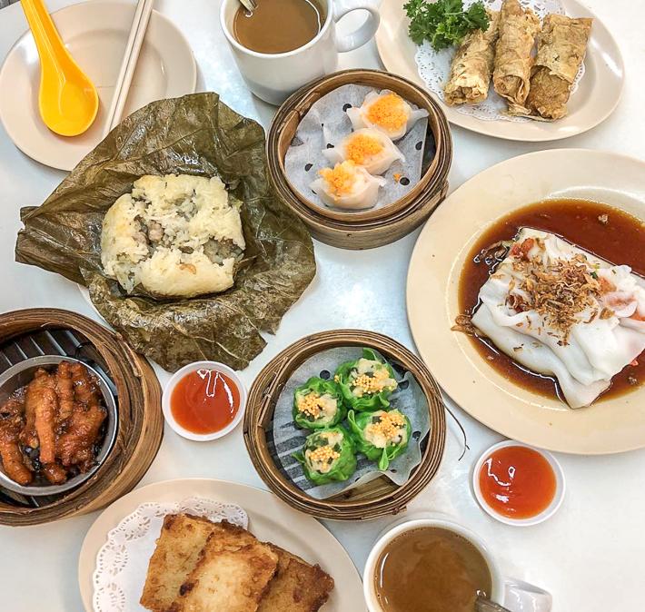 Shi Wei Xian Dim Sum à Hong Kong
