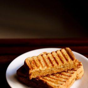 sandwich au fromage, recette de sandwich au fromage grillé