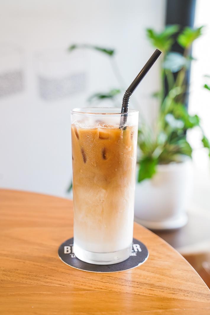 La préparation du café moulu