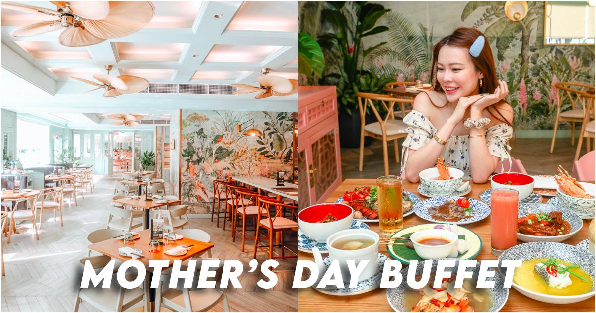 Buffet de la fête des mères au gingembre