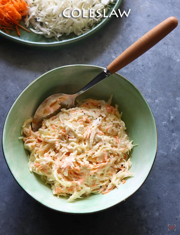 recette de salade de chou