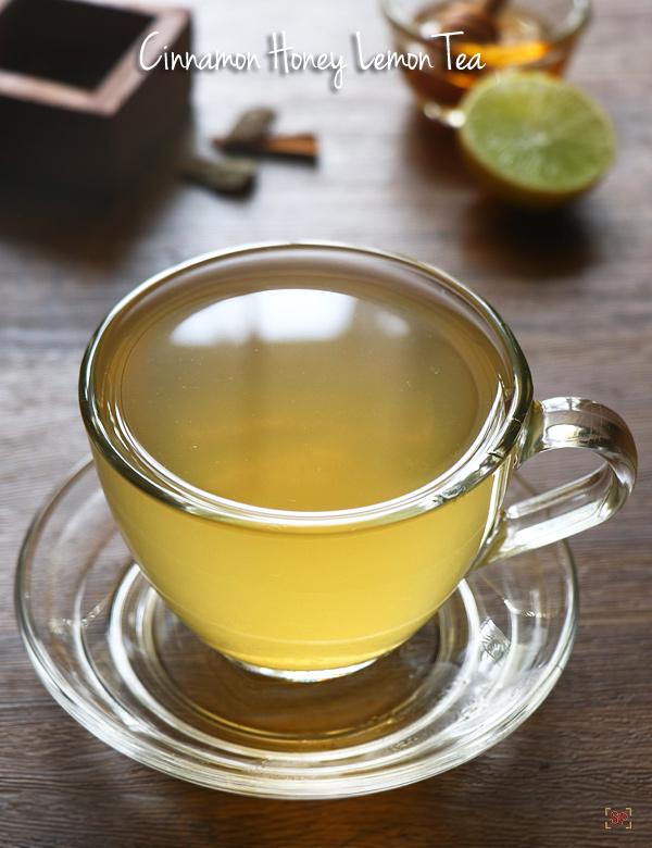 recette de thé à la cannelle
