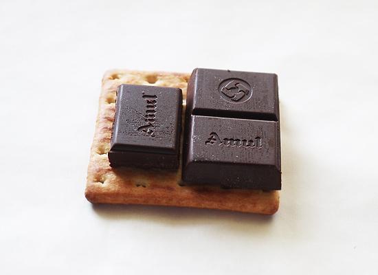 garder le chocolat