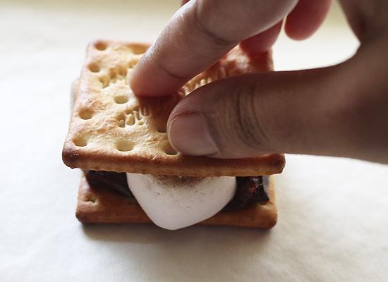 sceller avec un autre cracker