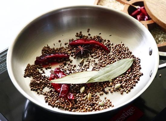épices à rôtir step1
