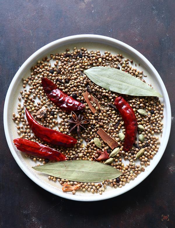 Recette de poudre de Pulao masala