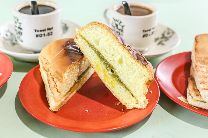 Toast-Hut-Géant-Bun