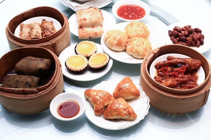 Min Jiang Dim Sum