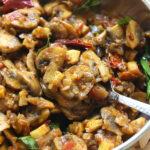 Badam Halwa |  Comment faire du Badam ka Halwa » Recettes de légumes de Dassana