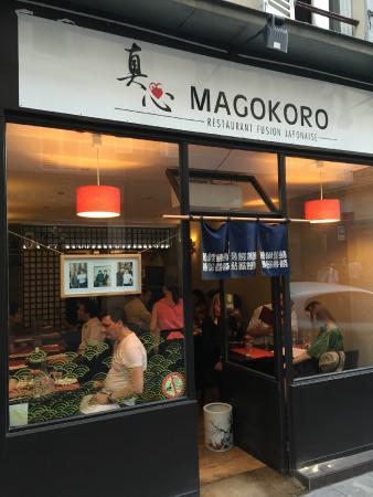 Avis Magokoro : restaurant japonais et asiatique à Paris