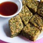 Gobi Pakora |  Pakoda de chou-fleur (beignets de chou-fleur indiens)