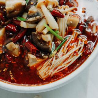 champignons shui Zhu|chinasichuanfood.com
